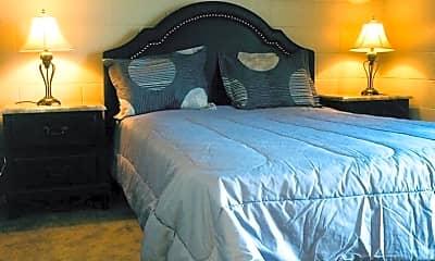 Bedroom, 4215 S. Western Street, 1
