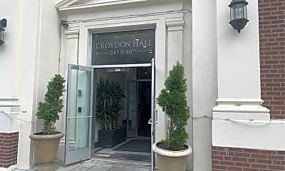 Croydon Hall, 1