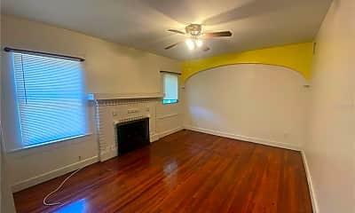 Living Room, 708 Grove St N 1, 2