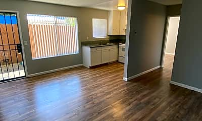 Living Room, 225 E 1st St, 1