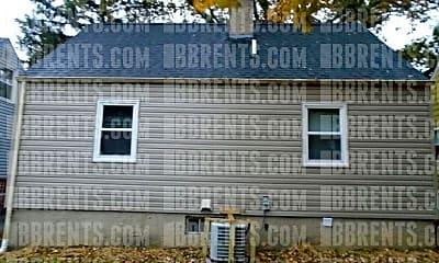 Building, 6427 Mayflower Ave, 1