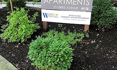 Madison House Apartments, 1