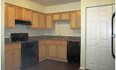 Kitchen, The Colony, 2