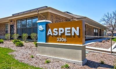 Community Signage, Aspen Heights Ames, 2