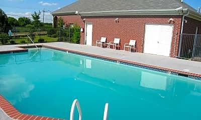 Pool, Sunrise Apartments-Covington, 1