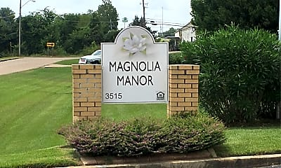 Magnolia Manor, 1