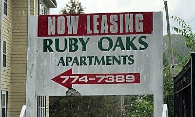 Ruby Oaks Apartments, 1