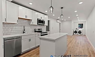 Kitchen, 1248 Haskell St, B, 1