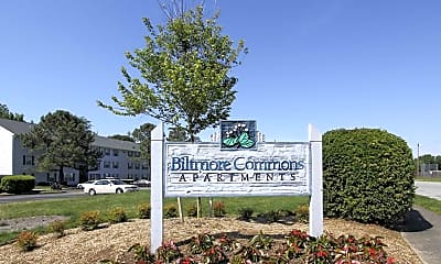 Community Signage, Biltmore Commons, 2