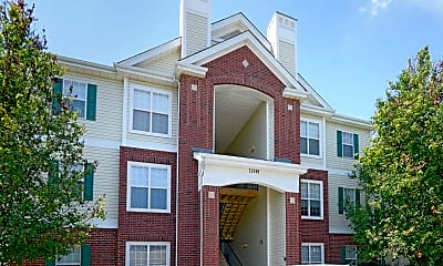 Building, Westpark Apartments And Townhomes, 1