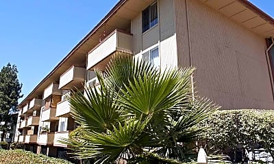Building, Palm Lake Apartments, 0