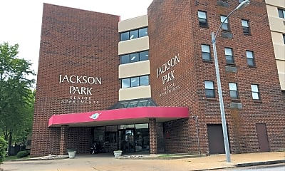 Jackson Park Apartments, 1