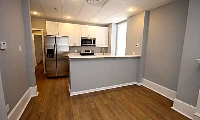 Kitchen, 1442 McKean St 1, 1