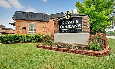 Royale Orleans Apartments, 2