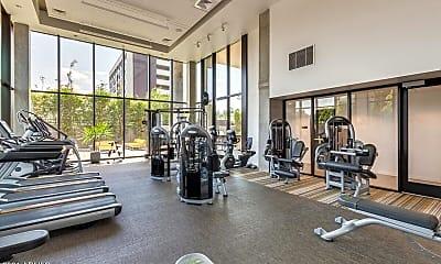 Fitness Weight Room, 200 W Portland St 1222, 2