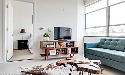 Living Room, 1004 N Thompson St, 0