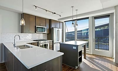 Kitchen, 811 S Washington Ave 1409, 0