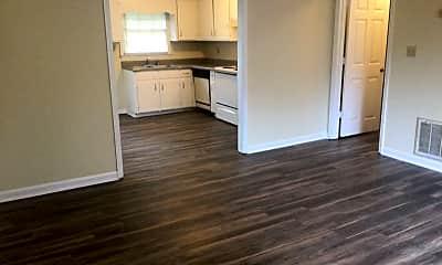 Living Room, 130 Barrington Pl, 1