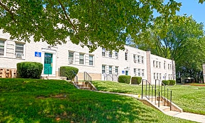 Building, Ivy Crossing at Catonsville Apartments, 1