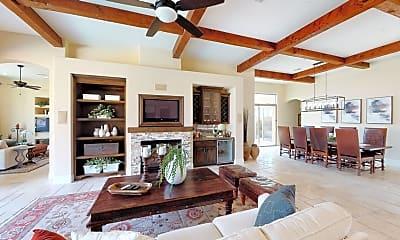 Living Room, 7552 E Camino Puesta Del Sol, 0