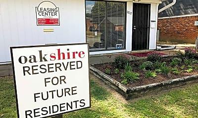 Community Signage, Oakshire Downs, 1
