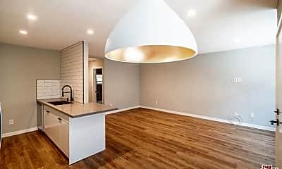 Living Room, 4511 Prospect Ave 102, 1