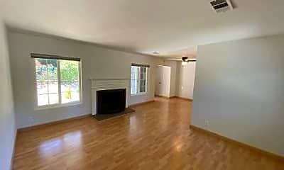 Living Room, 1291 Camino Tassajara, 1