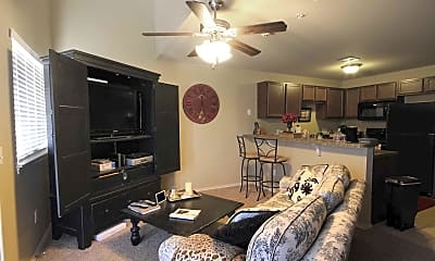 Living Room, East Village, 1