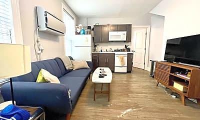 Living Room, 2219 Spring Garden St, 1