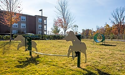 Community Signage, University Center by Cortland, 2