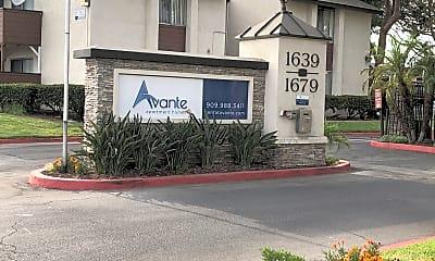 Avante apartment homes, 1