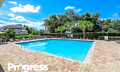 Pool, 1712 Point O Woods Ct, 2
