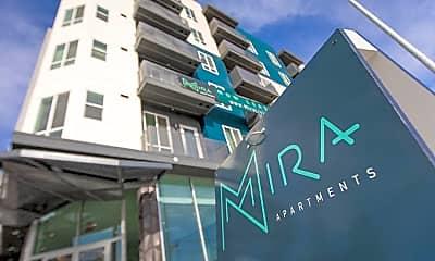 Community Signage, Mira, 2