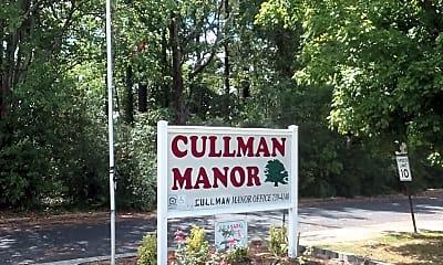 Cullman Manor, 1