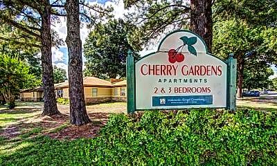 Community Signage, Cherry Gardens, 0