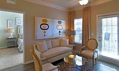 Living Room, Reserve Bartram Springs, 1