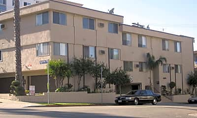 Building, 3556 San Marino St, 1