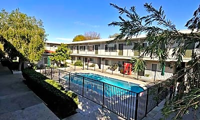 Pool, Royal Villa Apartments, 0
