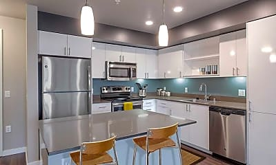 Kitchen, Avalon Esterra Park, 1
