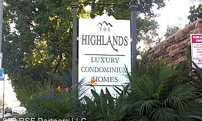 Community Signage, 830 S Rancho Santa Fe Rd, 2