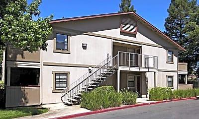 Building, River Oaks, 1