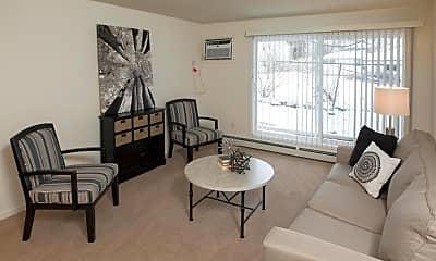 Living Room, Lynn 7th Ave Apartments, 0