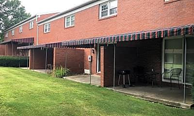 Terrace Garden Commons, 2