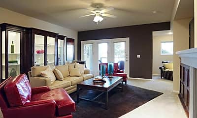Living Room, Pavilion Townplace, 0