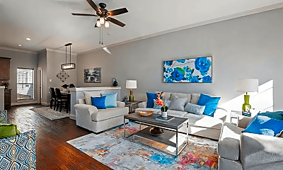 Living Room, 4309 Cabell Dr, 1