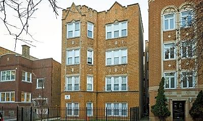 Building, 6134 N Washtenaw Ave, 2