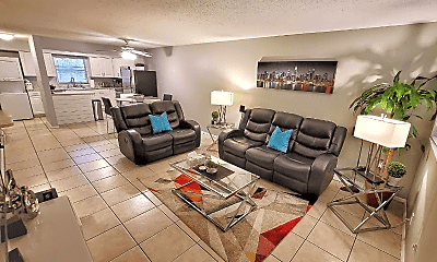 Living Room, 3860 7th Ave N, 0