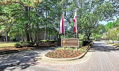 Community Signage, Wildwood Trace Apartments, 2