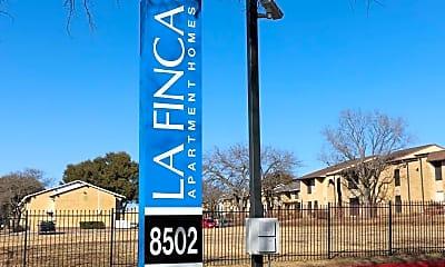 Community Signage, La Finca Apartments, 0
