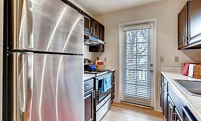 Kitchen, The Richfield Apartments, 0